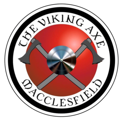 Logo for the Viking Axe Macclesfield