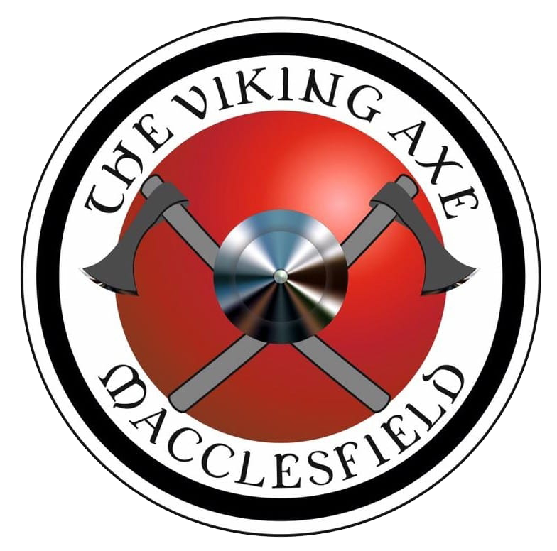 The Viking Axe Throwing Center, Macclesfield, Cheshire
